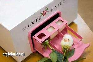 Цветы для печати на принтере