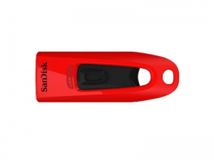 Флеш накопитель 32GB SanDisk CZ48R Ultra, USB 3.0 Red (SDCZ48-032G-U46R)