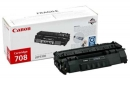 Тонер-картридж Canon 708 (black) черный Monochrome Laser Cartridge (2,5к стр.) для LBP-3300, LBP-3360 (0266B002)
