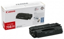 Тонер-картридж Canon 708 H (black) черный Monochrome Laser Cartridge (6к стр.) для LBP-3300, LBP-3360 (0917B002)