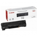 Тонер-картридж Canon 712 (black) черный Monochrome Laser Cartridge (1,5к стр.) для LBP-3010, LBP-3100 (1870B002)