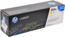 Картридж HP Color LaserJet CC532A желтый (CC532A)