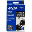 Картридж Brother LC-980BK черный Ink Cartridge (300 стр.) для DCP-145C, DCP-163C, DCP-165C, DCP-167C, DCP-195C, DCP-197C, DCP-365CN, DCP-375 (LC980BK)