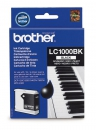 Картридж Brother LC-1000BK черный Ink Cartridge (500 стр.) для DCP-130C, DCP-330C, DCP-350C, DCP-357C, DCP-540CN, DCP-560CN, DCP-750CW (LC1000BK)
