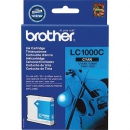 Картридж Brother LC-1000C голубой Ink Cartridge (400 стр.) для DCP-130C, DCP-330C, DCP-350C, DCP-357C, DCP-540CN, DCP-560CN, DCP-750CW (LC1000C)