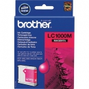 Картридж Brother LC-1000M пурпурный Ink Cartridge (400 стр.) для DCP-130C, DCP-330C, DCP-350C, DCP-357C, DCP-540CN, DCP-560CN, DCP-750CW (LC1000M)