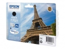 Картридж Epson T7021 XL (black) черный Ink Cartridge (2,4к стр.) для WorkForce Pro WP-4015, WP-4025, WP-4095, WP-4515, WP-4525 (C13T70214010)