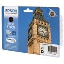 Картридж Epson T7031 L (black) черный Ink Cartridge (800 стр.) для WorkForce Pro WP-4015, WP-4025, WP-4095, WP-4515, WP-4525 (C13T70314010)