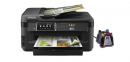 МФУ Epson WorkForce WF-7610DWF с СНПЧ (C11CC98302)