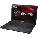 Ноутбук ASUS G771JW 17.3 1920х1080, Intel Core i5-4200H 2.8GHz, 8Gb, 1Tb + 128Gb SSD, DVD-RW, NVidia 960M 2Gb, Intel GMA, Wi-Fi, Cam, Win8