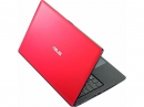 Ноутбук ASUS X200MA 11.6 1366х768 Intel Celeron N2840 2.16GHz, 4Gb, 500GB, no ODD, Intel GMA HD, Wi-Fi, BT, Cam, Win8.1, red