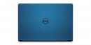 Ноутбук Dell Inspiron 5558 15.6 1366x768, Intel Core i3-4005U 1.7GHz, 4Gb, 500Gb, DVD-RW, NVidia GT920M 2Gb, WiFi, BT, Linux, голубой