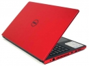 Ноутбук Dell Inspiron 5558 15.6 1366x768, Intel Core i3-4005U 1.7GHz, 4Gb, 500Gb, DVD-RW, NVidia GT920M 2Gb, WiFi, BT, Linux, красный