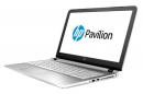 Ноутбук HP Pavilion 15-ab012ur 15.6 1366x768, Intel Core i3-5010U 2.1GHz, 8Gb, 1Tb, DVD-RW, AMD M360 2Gb, WiFi, BT, Cam, Win8.1, белый