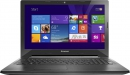 Ноутбук Lenovo G5080 15.6 1366x768, Intel Core i7-5500U 2.4GHz, 8Gb, 1Tb, DVD-RW, AMD R5 M230 2Gb, WiFi, Cam, Win8.1, черный (80E5000NRK)