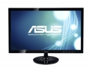 МОНИТОР 24 ASUS VS248HR black (LED, Wide, 1920x1080, 1 ms GTG , 170°/160°, 250 cd/m, 50`000`000:1, +HDMI, +DVI) (90LME3001Q02231C
