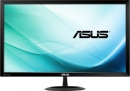 МОНИТОР 27 ASUS VX278Q black (LED, LCD, Wide, 1920x1080 , 1 ms GTG , 170°/160°, 300 cd/m, 80`000`000`:1, +HDMI, +MM, +DP) (90LM01I5-B01170)