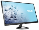 МОНИТОР 27 ASUS VX279H black (AH-IPS, LED, LCD, Wide, 1920x1080 , 5 ms GTG , 178°/178°, 250 cd/m, 80`000`000`:1,  +HDMIx 2, +MM, +DP)
