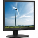 МОНИТОР 17 PHILIPS 17S4LSB/62(10) Black (LED, LCD, 1280x1024, 5 ms, 170°/160°, 250 cd/m, 20M:1)