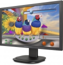 МОНИТОР 23.6 Viewsonic VG2439SMH Black с поворотом VA, LED, 1920x1080, 5 ms, 178°/178°, 250 cd/m, 20M:1, +HDMI, +DisplayPort, +2xUSB, +MM (VG2439SMH)